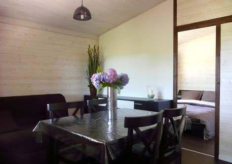 Sala de estar Alquiler Chalet 69281 Biarritz