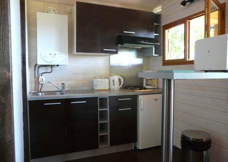 Cocina americana Alquiler Chalet 69281 Biarritz