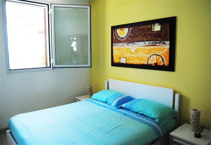 dormitorio 1 Alquiler Villa 78071 San Foca