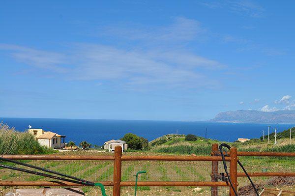 Vistas de las proximidades Alquiler Villa 66027 Scopello