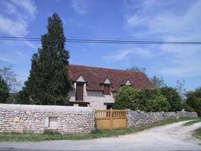 Vistas exteriores del alojamiento Alquiler Casa rural 11904