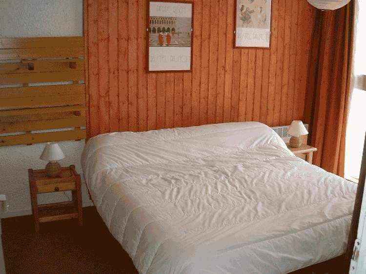 dormitorio 2 Alquiler Apartamento 1221 Les 2 Alpes