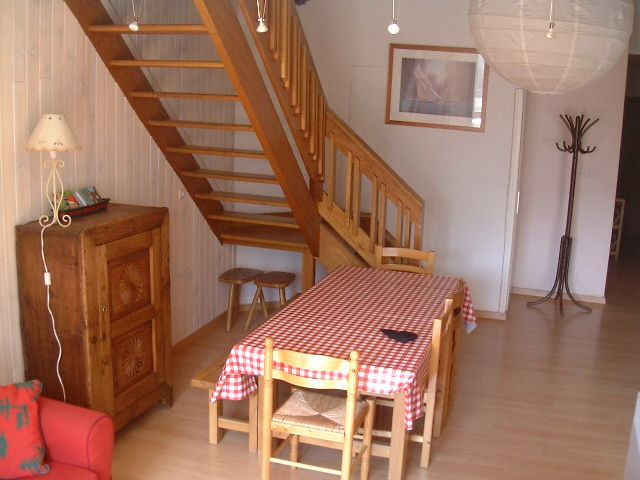 Sala de estar Alquiler Apartamento 1221 Les 2 Alpes
