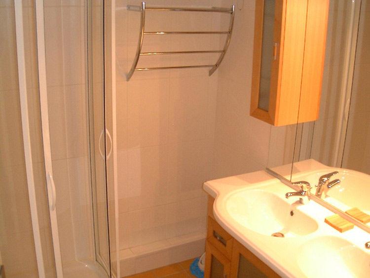 cuarto de baño Alquiler Apartamento 1221 Les 2 Alpes