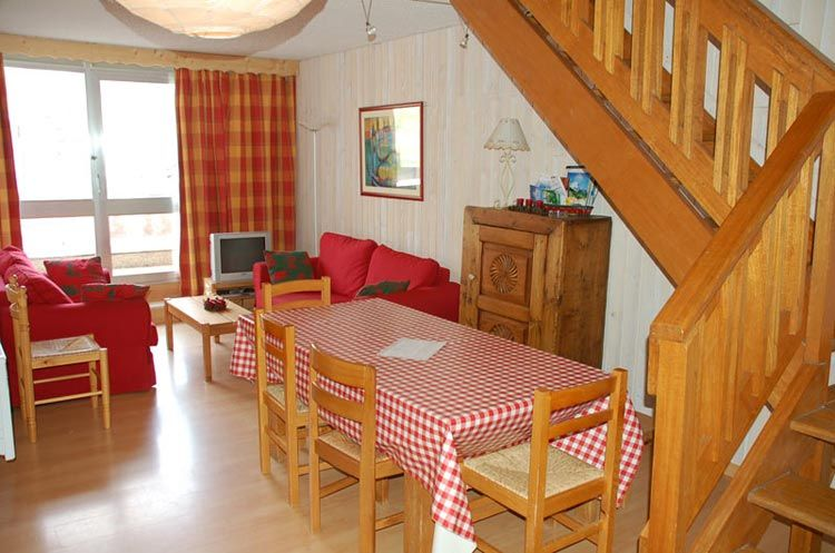 Comedor Alquiler Apartamento 1221 Les 2 Alpes