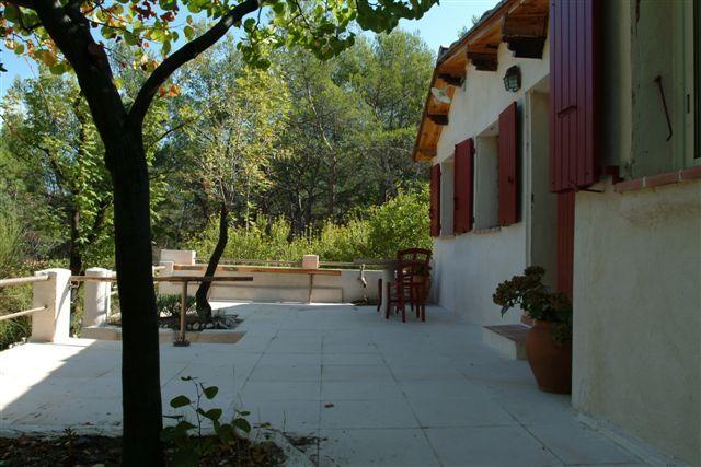 Terraza Alquiler Casa rural 12242 Aix en Provence