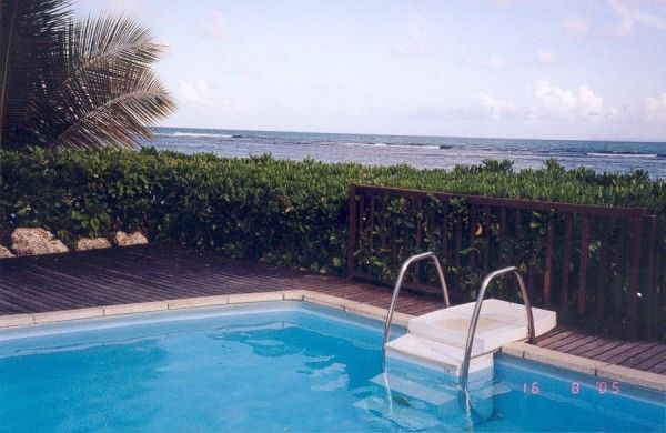 Piscina Alquiler Apartamento 14725 Sainte Anne (Guadalupe)