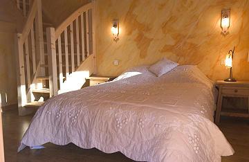dormitorio 1 Alquiler Chalet 16141 Châtel