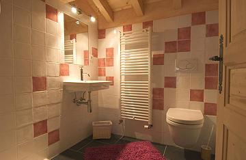 cuarto de baño 2 Alquiler Chalet 16141 Châtel