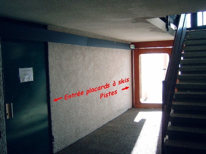Otras vistas Alquiler Estudio 1615 Les Menuires