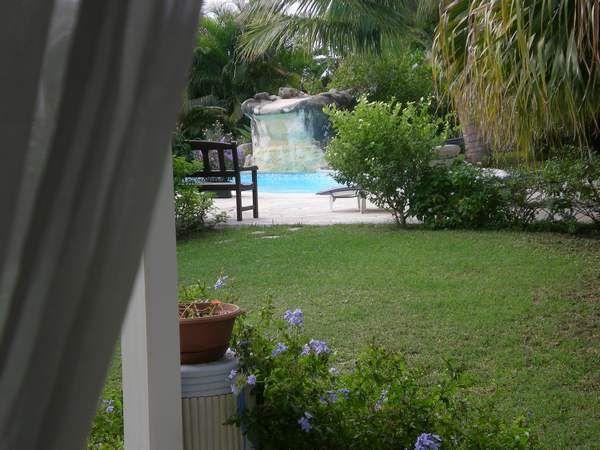 Vistas desde la terraza Alquiler Casa rural 16331 Saint Francois