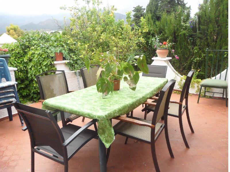 Vistas desde la terraza Alquiler Villa 19281 Marbella