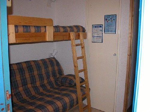 dormitorio Alquiler Estudio 211 Les Arcs