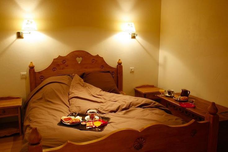 dormitorio 1 Alquiler Apartamento 27146 Valloire