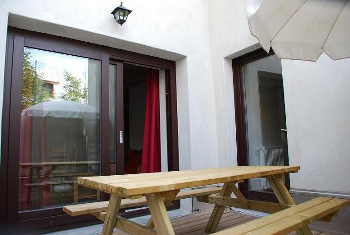 Terraza Alquiler Apartamento 27146 Valloire