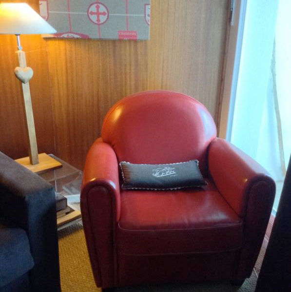Sala de estar Alquiler Apartamento 27347 La Mongie