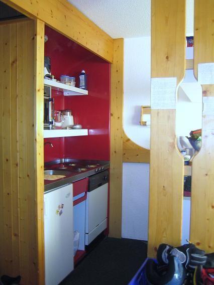 Cocina americana Alquiler Apartamento 28016 Les Arcs