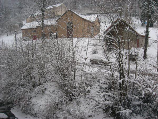 Vistas desde el alojamiento Alquiler Apartamento 28143 Cauterets