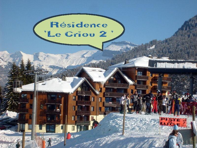 Alquiler Apartamento 29272 Morillon Grand Massif