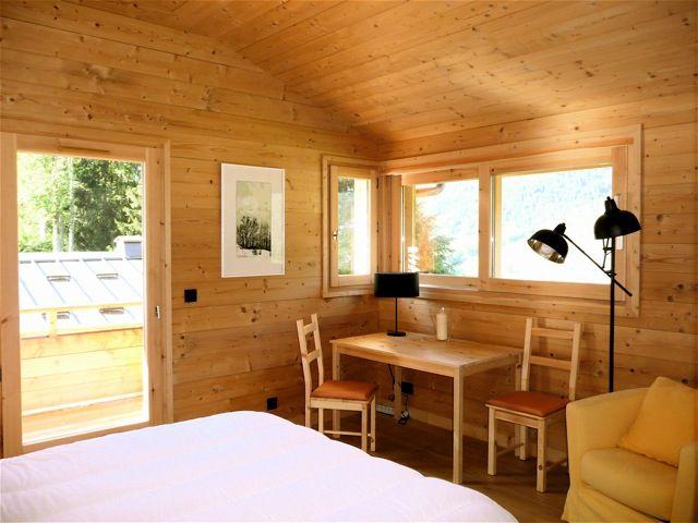 dormitorio 1 Alquiler Chalet 32551 Les Contamines Montjoie