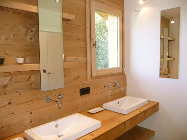 cuarto de baño 1 Alquiler Chalet 32551 Les Contamines Montjoie
