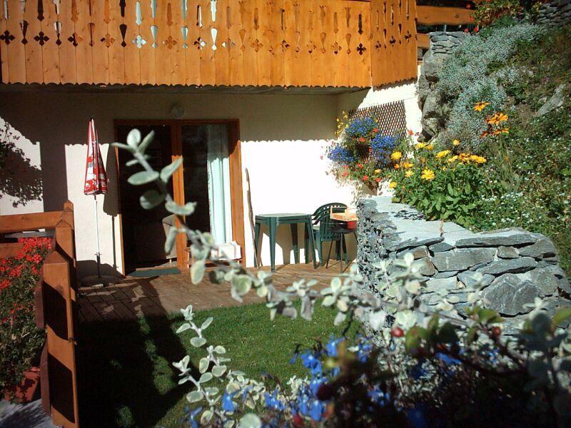 Jardín Alquiler Chalet 3291 Valfréjus