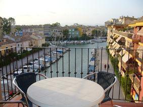 Vistas desde la terraza Alquiler Apartamento 39480 Valencia