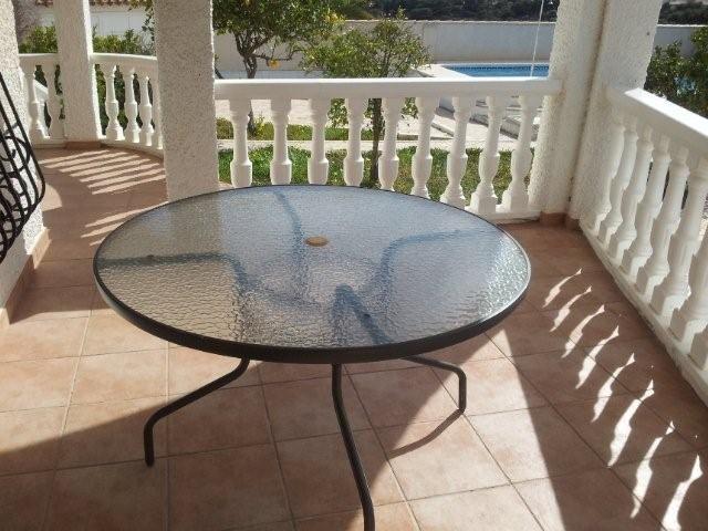 Vistas desde la terraza Alquiler Villa 39657 Torrevieja