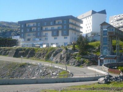 Vistas exteriores del alojamiento Alquiler Estudio 40610 Arette La Pierre Saint Martin