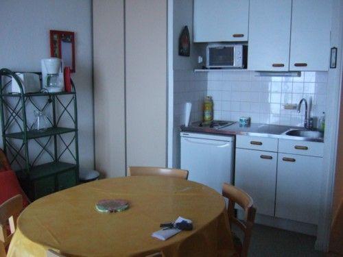 Kitchenette Alquiler Estudio 4288 La Mongie