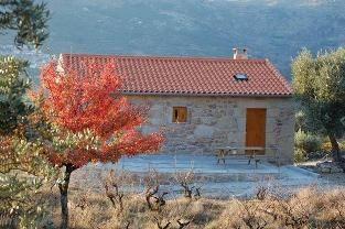 Vistas exteriores del alojamiento Alquiler Casa rural 43861