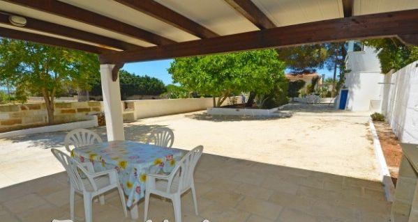 Vistas desde el alojamiento Alquiler Casa 45348 Pescoluse