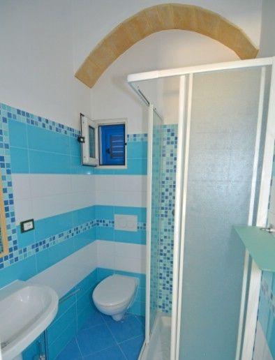 cuarto de baño Alquiler Casa 45348 Pescoluse