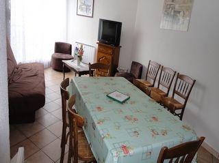 Sala de estar Alquiler Apartamento 46775 Barèges