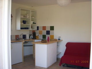Cocina americana Alquiler Casa 48095 Cassis