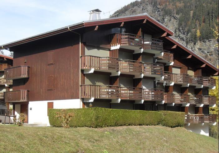 Vistas exteriores del alojamiento Alquiler Estudio 49738 Les Houches
