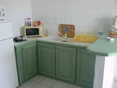 Kitchenette Alquiler Casa rural 54345 Sainte Anne (Guadalupe)