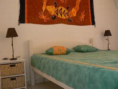 dormitorio Alquiler Casa rural 54345 Sainte Anne (Guadalupe)