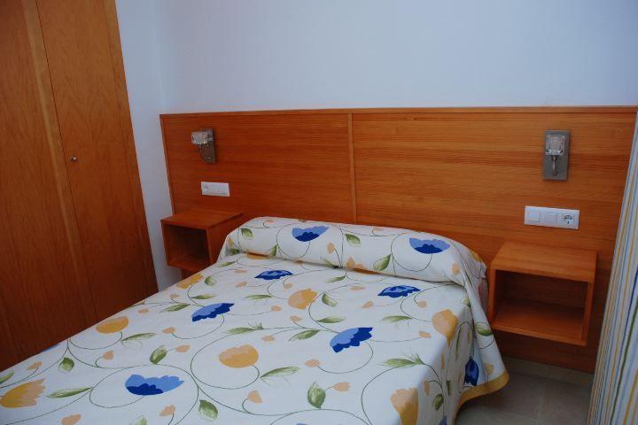 dormitorio Alquiler Apartamento 55866 Vera