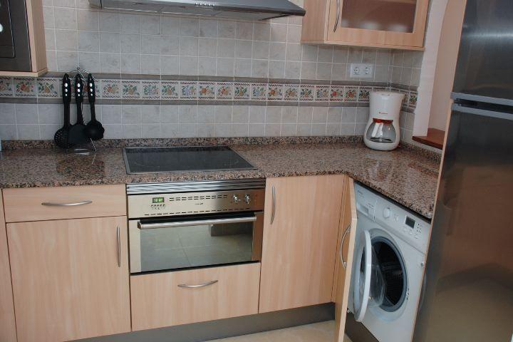 Kitchenette Alquiler Apartamento 55866 Vera