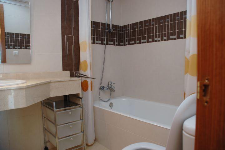 cuarto de baño Alquiler Apartamento 55866 Vera
