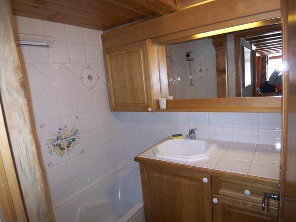 cuarto de baño 1 Alquiler Apartamento 58351 Méribel