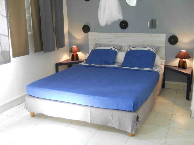 dormitorio 1 Alquiler Casa rural 62747 Gros-Morne