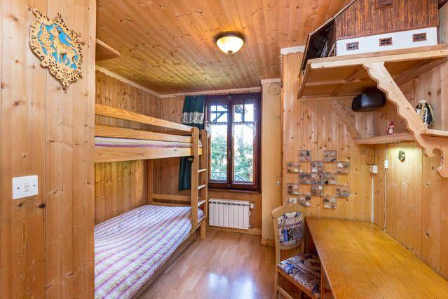 dormitorio 2 Alquiler Apartamento 647 Chamonix Mont-Blanc