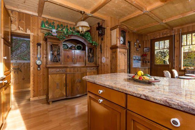 Cocina americana Alquiler Apartamento 647 Chamonix Mont-Blanc