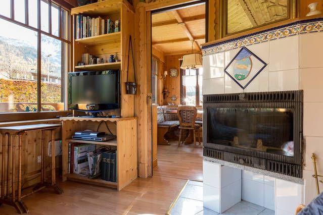 Salón Alquiler Apartamento 647 Chamonix Mont-Blanc