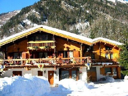 Vistas exteriores del alojamiento Alquiler Apartamento 648 Chamonix Mont-Blanc