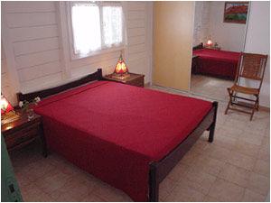 dormitorio Alquiler Villa 8123 Sainte Anne (Martinique)