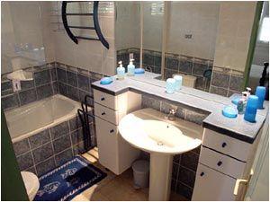 cuarto de baño Alquiler Villa 8123 Sainte Anne (Martinique)
