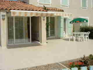 Vistas exteriores del alojamiento Alquiler Villa 9171 Narbonne plage